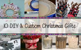 custom christmas gifts think outside the cloth