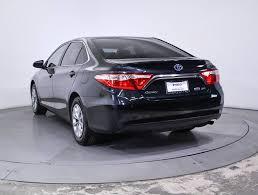 lexus toyota us 1 miami used 2015 toyota camry le hybrid sedan for sale in hollywood fl