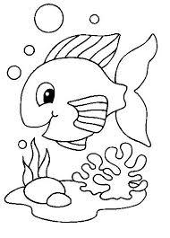 coloriage poisson d u0027avril imprimer