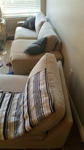 Kivik Sofa And Chaise Lounge by Ikea Kivik Couch And Chaise For Sale In Austin Tx 5miles Buy