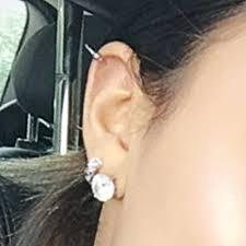 Eyebrow Piercing Without Jewelry Wolftyla S Piercings Jewelry Style