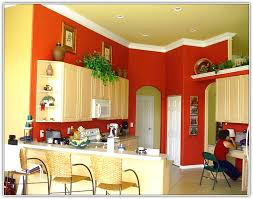 Yellow Kitchen Cabinets What Color Walls Kitchen Cabinets With Yellow Walls Quicua