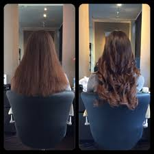 Great Lengths Hair Extensions San Diego by Great Lengths Hair Extensions Before And After By Lauren Mae