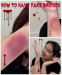 special effects makeup for beginners how to create bruises special effects makeup surya ahuja
