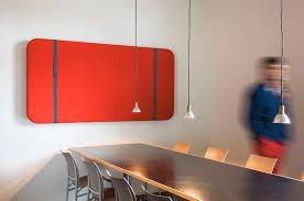 ag e murale bureau panneau acoustique mural en feutre autoportant pour bureau