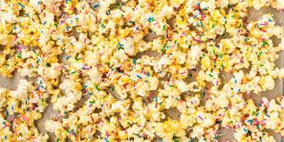make birthday cake best birthday cake popcorn recipe how to make birthday cake