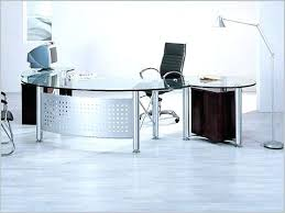 Glass Home Office Desk Office Desk Curved Glass Office Sk Top Morn Comfy China Glass