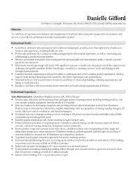 resume example entry level janitor maintenance resume entry level