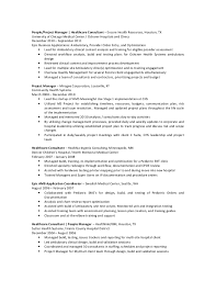 pmo director resume certified project manager cover letter