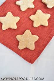 gluten free sugar cookies just like the traditional cookies but