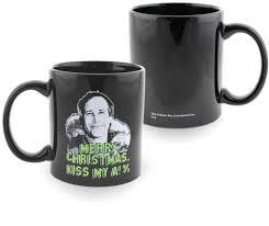 christmas vacation merry christmas kiss my a ceramic coffee mug