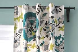 How To Calculate Yardage For Curtains How To Sew Lined Back Tab Curtains Ofs Maker U0027s Mill