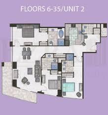 Panorama Towers Las Vegas Floor Plans Sky Las Vegas Strip High Rise Condominium Property