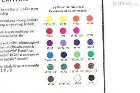 prismacolor pencils prismacolor verithin color pencil 24 color set jetpens