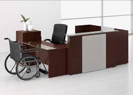 Reception Desks Cheap by New Waveworks Reception Desk For Sale