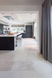 Grey Kitchen Floor Ideas Appliances Grey Kitchen Cabinet With Grey Curtain Also U Shape