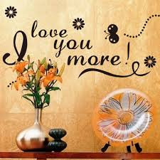 free express xcm love you more wall art vinyl decal free express xcm love you more wall art vinyl decal lettering words sticker stencil decor