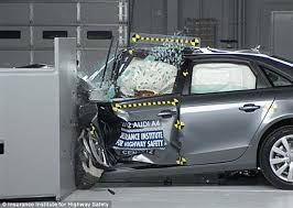iihs honda and subaru come out as safest cars in new crash test