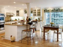 country home kitchen ideas wonderful country kitchen designs wooden floor white cabinets