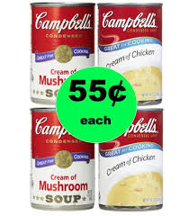 shop for thanksgiving dinner with 55 cbell s condensed soups at