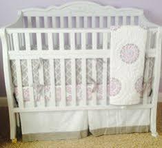Dahlia Crib Bedding Modern Metallic Gold Nursery Decor Elephant Pillow By Bakerbaby
