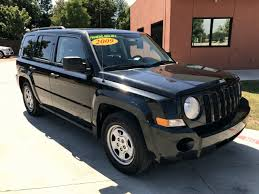jeep patriot 2009 for sale 2009 jeep patriot sport for sale in san antonio tx from texmex