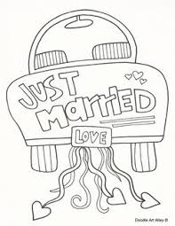 wedding dress coloring pages best 25 wedding coloring pages ideas on pinterest kids wedding