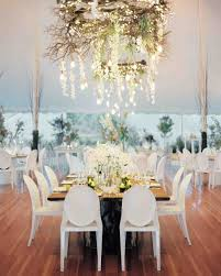 Chandelier That Turns Your Room Into A Forest 33 Tent Decorating Ideas To Upgrade Your Wedding Reception