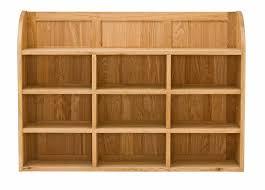 viewing photos of oak wall shelving units showing 2 of 15 photos