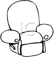 Clipart Armchair Cartoon Armchair Clipart Picture