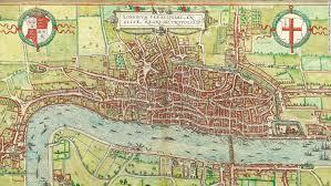 secret map 9 maps that reveal s secret history from shakespeare till