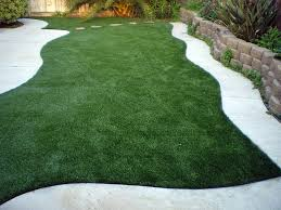 Synthetic Grass Backyard Synthetic Grass Lakeland Village California Landscape Ideas