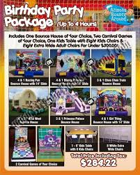 carnival party rentals kids birthday party planners in scottsdale arizona
