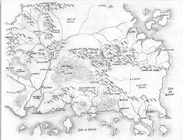Fantasy World Maps by Fantasy World Generator Random Map Tools Pinterest