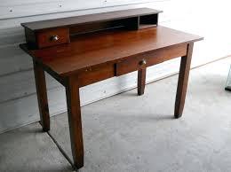 Desk L With Organizer Wood L Desk L Desk With Optional Topper Wood Desk L