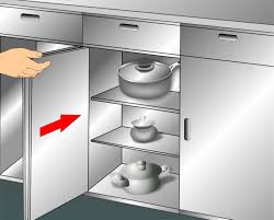Clean Grease Off Kitchen Cabinets 3 Ways To Clean Kitchen Cabinets Wikihow