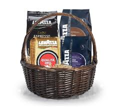 coffee gift baskets lavazza coffee gift basket