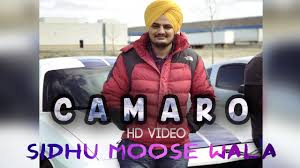 camaro song camaro sidhu moose wala byg birds