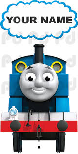 thomas the train custom wall decal kids train wall decal kids