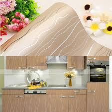 kitchen cabinet shelves cover tehranway decoration kitchen cabinet shelf paper tboots us yazi glossy champagne stripe pvc shelf liner contact paper kitchen units cupboard door cover wallpaper 61x250cmjpg