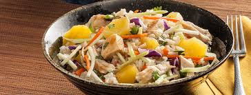 minute chinese chicken and rice salad we can help