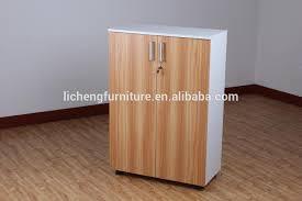 armadietto ufficio melamina armadietto chiuso a chiave con porta tre strati colorato