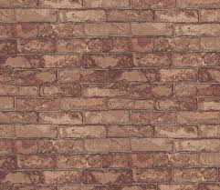 brick wall red by eijffinger red wallpaper direct