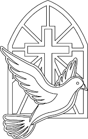 holy thursday coloring pages getcoloringpages