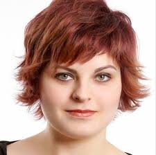 hairstyles for girls with chubby cheeks 10 trendy short hairstyles for women with round faces styles weekly