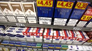 plain cigarette packaging what you need to know itv news