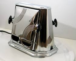 Art Deco Toaster Art Deco Computer Case Originally A 1938 Toaster Description