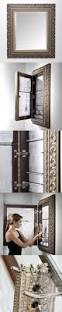 best jewelry organizer images on pinterest mirror armoire dressing