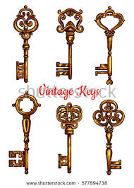 skeleton key stock images royalty free images vectors