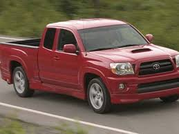 toyota tacoma reviews 2005 toyota tacoma review price specs road test truck trend